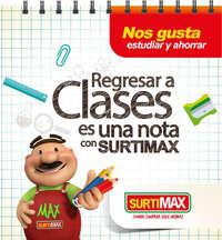 Regresar a clases es una nota con Surtimax