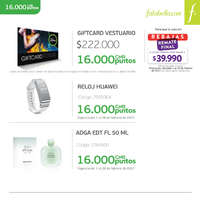 CRM Puntos - 16000 a 25000