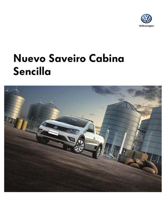 Ofertas de Volkswagen, Nuevo Saveiro 2017