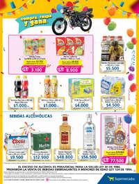 Aniversario Supermercados Colsubsidio