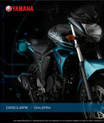 Ofertas de Yamaha Motors, Yamaha FZ-S