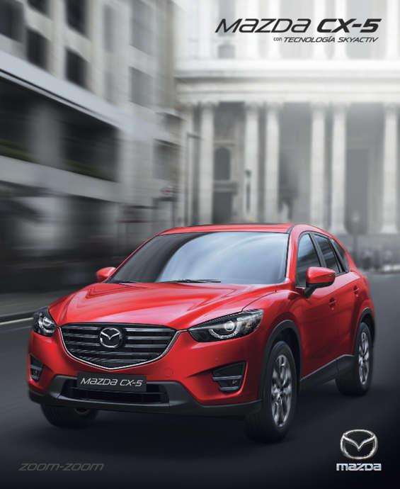 Ofertas de Mazda, Nueva Mazda CX-5