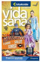 Ofertas de Droguería Colsubsidio, Revista Vida Sana