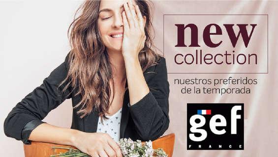 Ofertas de Gef, New collection