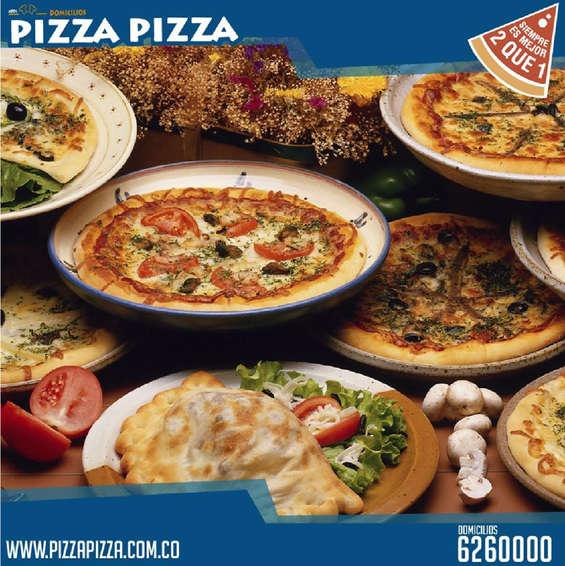 Ofertas de Pepo's Pizza, Pizza Pizza