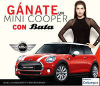 Gánate un mini cooper