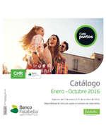 Ofertas de Falabella, Catálogo de Puntos - enero - octubre