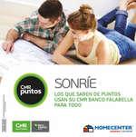 Ofertas de Banco Falabella, Catálogo CMR Puntos - HomeCenter