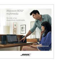 Bose / Altavoces