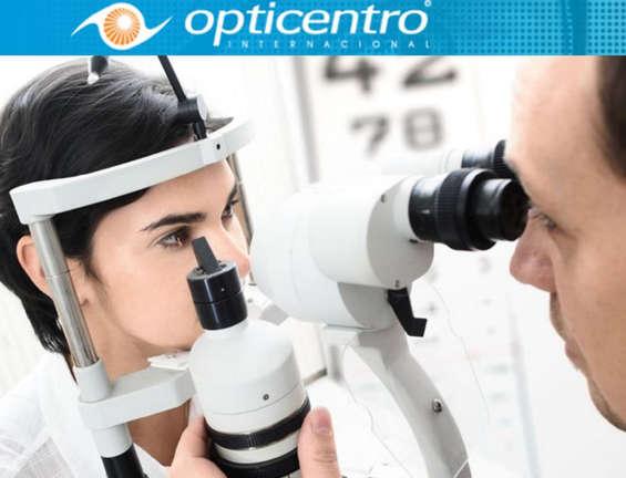 Ofertas de Opticentro, Productos y Servicios