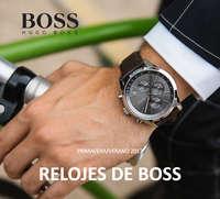 Relojes de Boss
