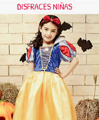 Disfraces Niñas - Halloween