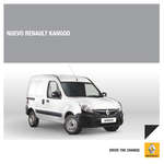 Ofertas de Renault, Nuevo Renault Kangoo