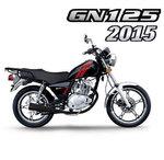 Ofertas de Suzuki Motos, gn 125 / 2015