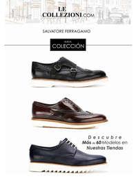 Nueva Colección Salvatore Ferragamo