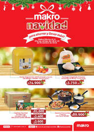Makro Navidad - Para ahorrar más!! - Barranquilla