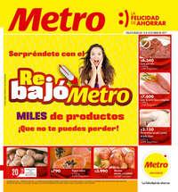 Rebajó Metro