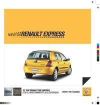 Nuevo Taxi Renault Express