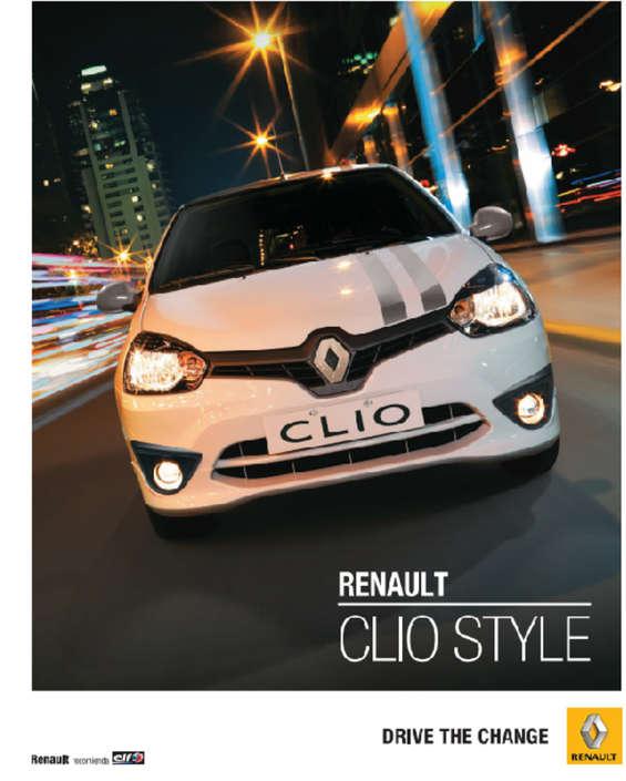 Ofertas de Renault, Renault Clio Style