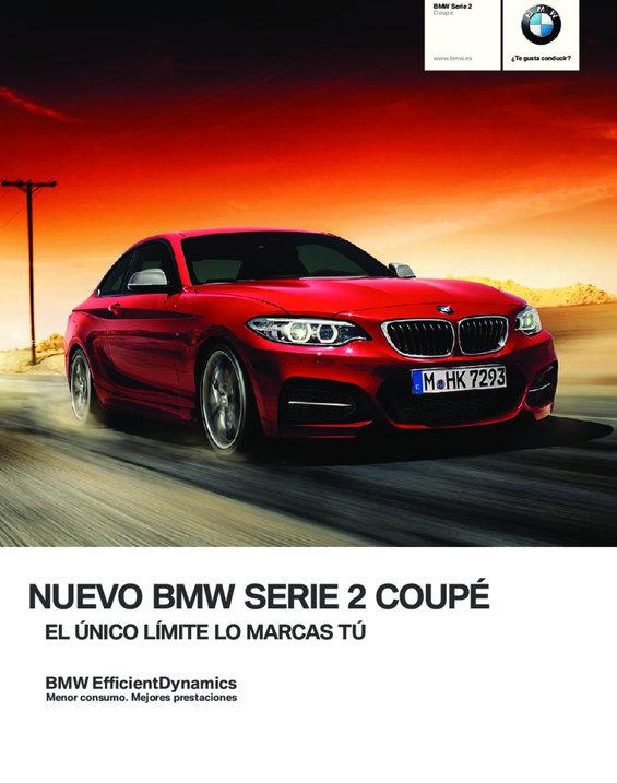 Ofertas de BMW, BMW SERIE 2 COUPE