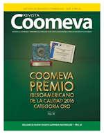 Ofertas de Bancoomeva, Revista Coomeva - Coomeva Premio Iberoamericano de la calidad Oro 2016