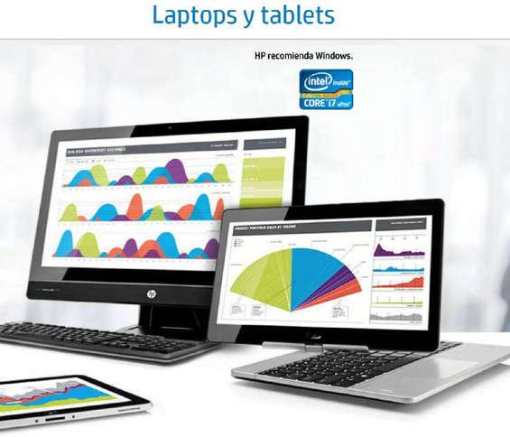 Ofertas de HP Store, Laptops y Tablets