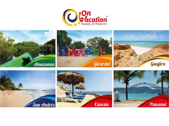 Ofertas de On Vacation, Hoteles