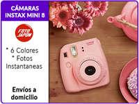 Cámaras Instax Mini 8