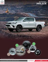 Toyoya Hilux-diesel 2.4L 4x4 MT (TC)