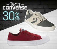 Tenis Converse 30%Off