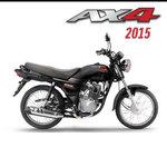 Ofertas de Suzuki Motos, AX4 2015