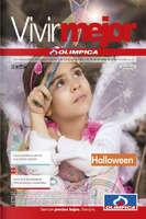 Ofertas de Droguería Olímpica, Vivir mejor - Halloween