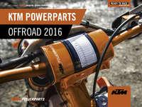 KTM POWERPARTS OFFROADS 2016