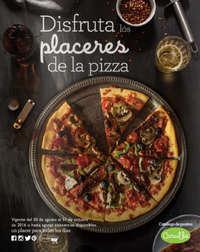 Disfruta placeres de la pizza - Catálogo de puntos Carulla.pdf