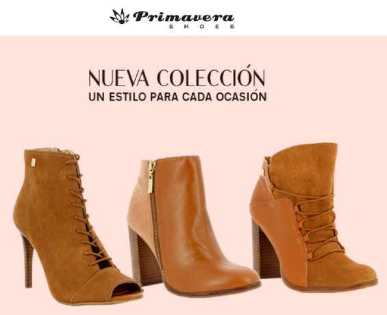 Ofertas de Primavera Shoes, Nueva Colección - Un estilo apra cada ocación