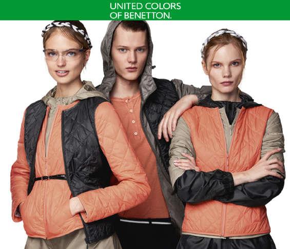 Ofertas de United Colors Of Benetton, Chaquetas - unzip your personality