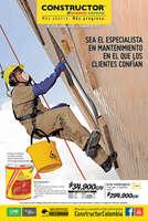 Ofertas de Constructor, Catálogo Constructor - Pereira