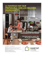 Ofertas de Habitat Store, La Navidad hay que prepararla con los mejores ingredientes