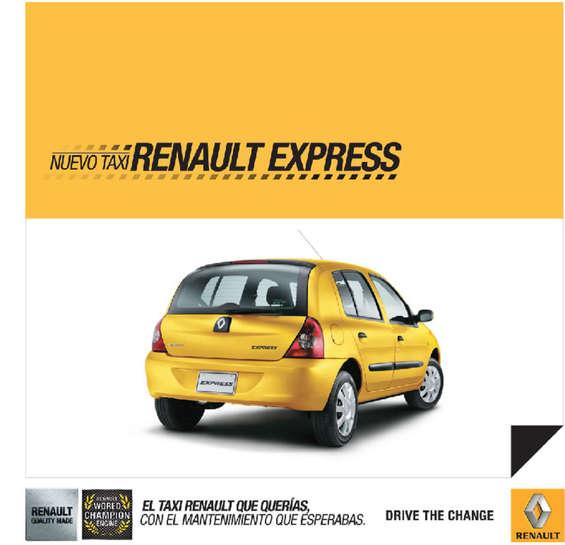 Ofertas de Renault, Renault Taxi