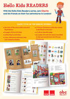 Ofertas de Vicens Vives, Catálogo Hello Kids Readers
