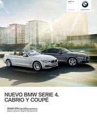 BMW SERIE 4. CABRIO Y COUPÉ