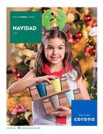 Ofertas de Corona Puntos de Venta, Catálogo Navidad
