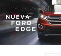 Nueva Ford Edge