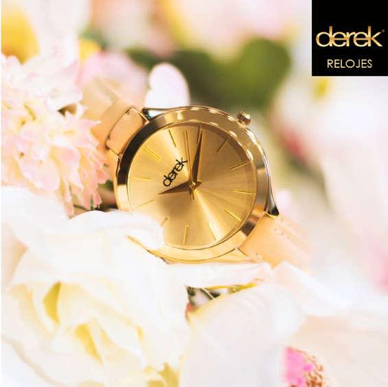 Ofertas de Derek, Relojes