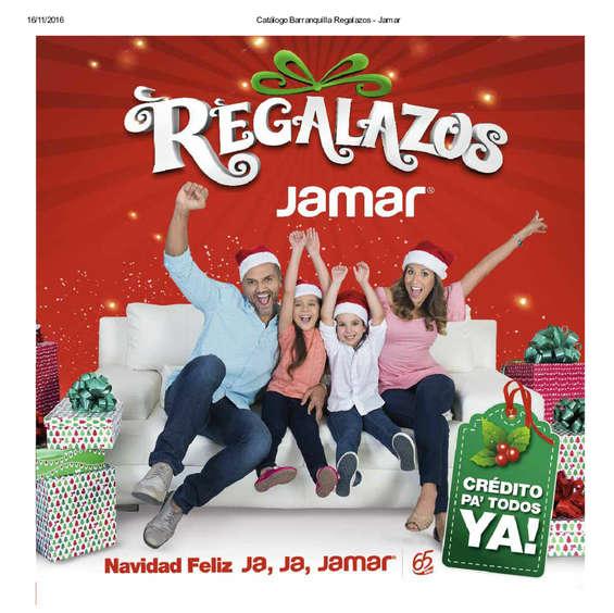 Ofertas de Muebles Jamar, Catálogo Barranquilla Regalazos - Jamar