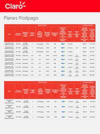 Planes Postpago