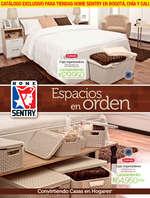 Ofertas de Home Sentry, Espacios en orden - Exclusivo para Bogotá, Chía y Cali