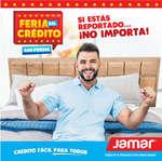 Ofertas de Muebles Jamar, Feria del crédito sin peros - Barranquilla
