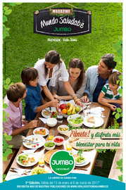 Magazine Mundo Saludable - 1ra Edición