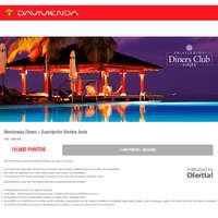 Privilegios Diners Club - Viajes